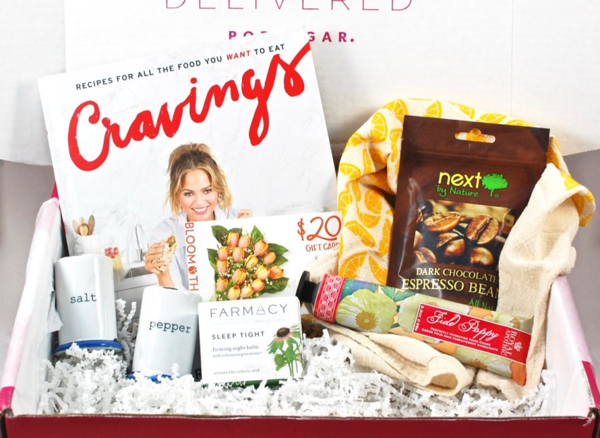 April 2016 POPSUGAR Must Have review