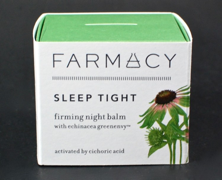 Farmacy sleep tight
