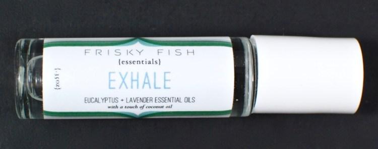 Frisky Fish exhale