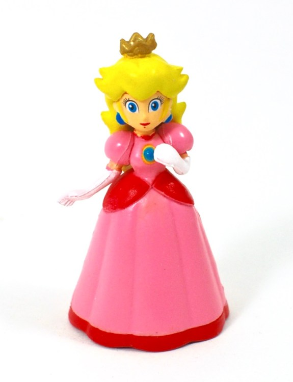 princess peach figure