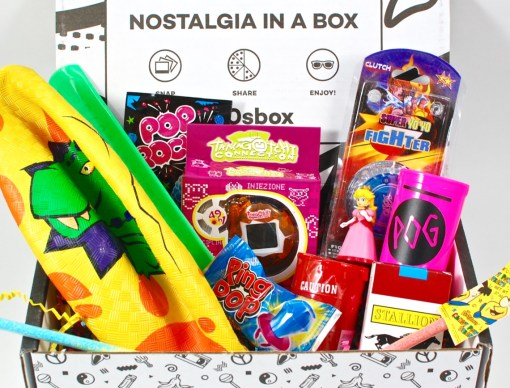 March 2016 The 90's Box review
