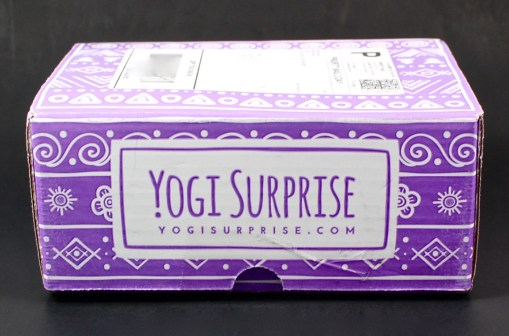 April 2016 Yogi Surprise review
