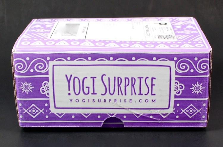 April 2016 Yogi Surprise review