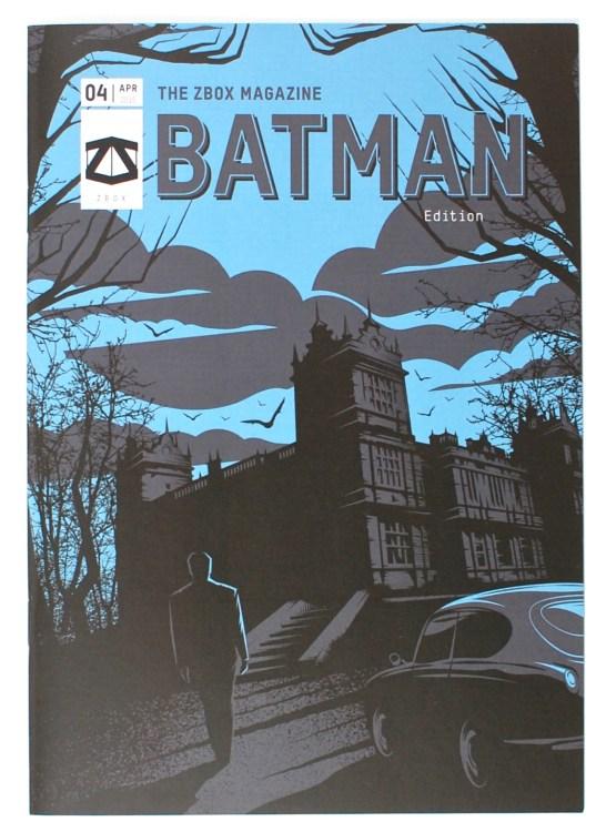 ZBOX April 2016 Batman review