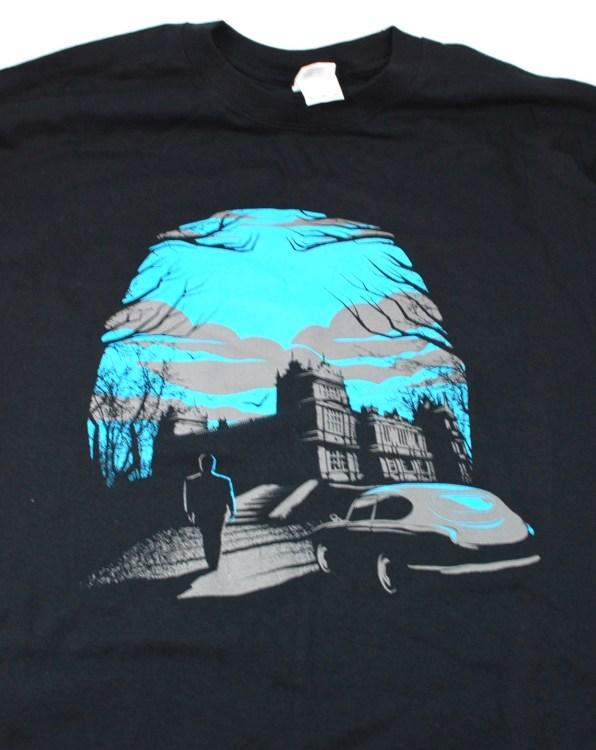 ZBOX batman t-shirt