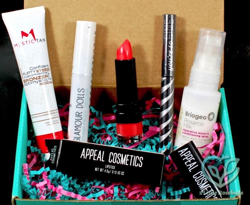 May 2016 Beauty Box 5 review