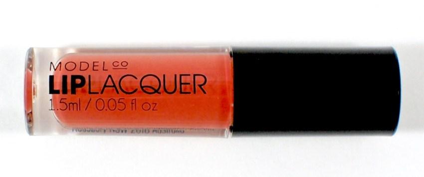Model Co lip lacquer