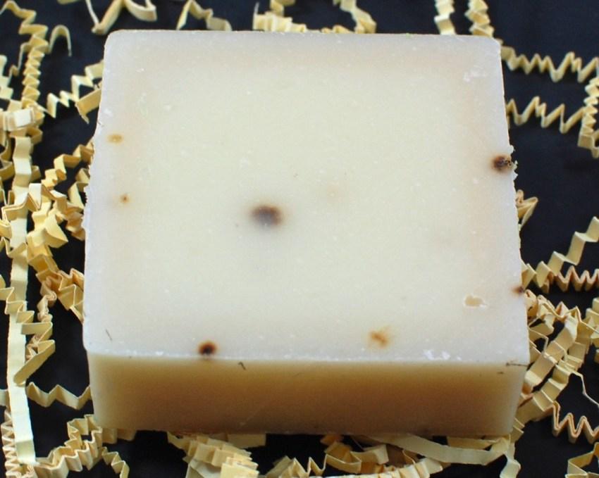 African Violet soap
