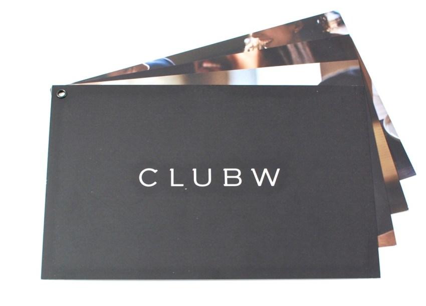 Club W box review