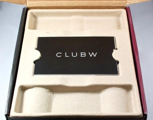 Club W review