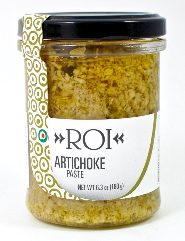 Roi artichoke cream