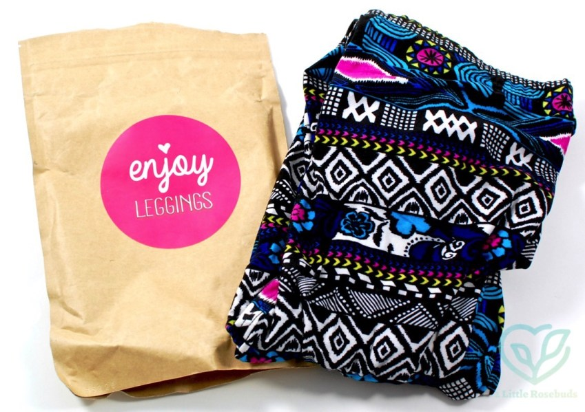 Enjoy Leggings May 2016 Review & 50% Coupon Code