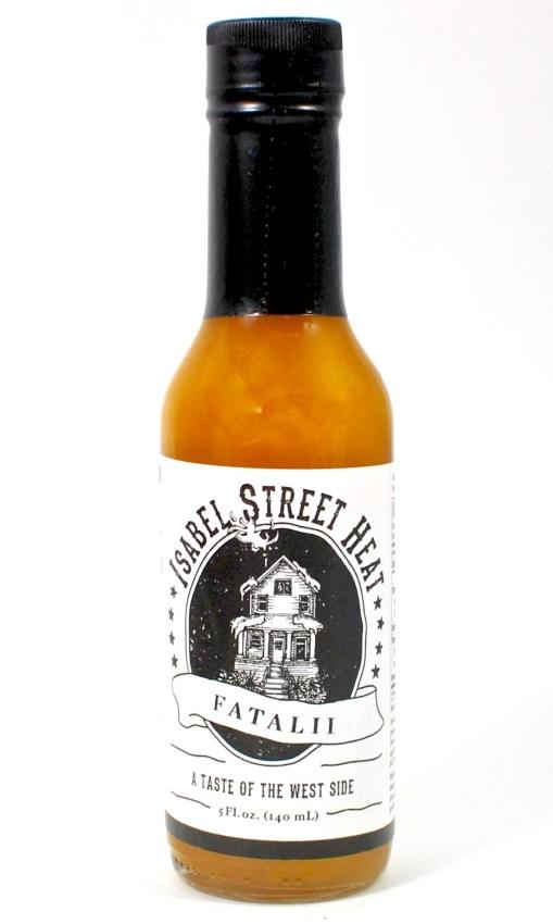 Isabel Street Heat fatalii sauce
