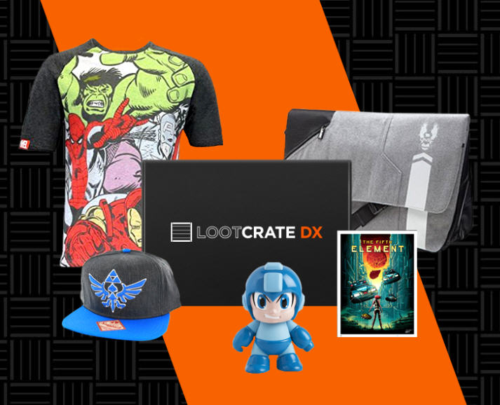 Loot Crate DX