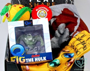 """Loot Crate May 2016 """"Power"""" Review & Coupon Code"""