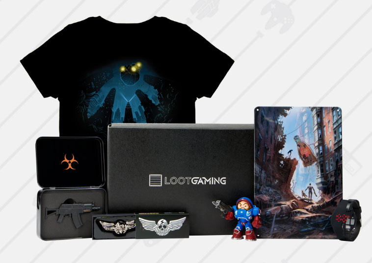 Loot Gaming by Loot Crate