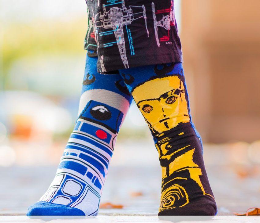 "Loot Socks ""Galaxy"" Collection"