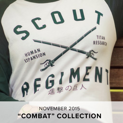 """Level Up Loot Wearables """"Combat"""" Collection"""