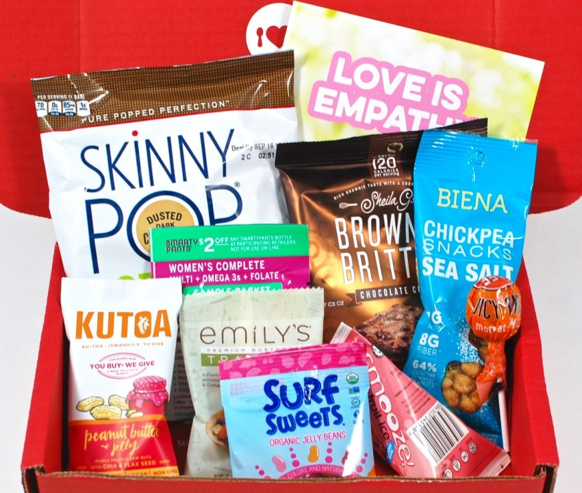 Love With Food May 2016 review