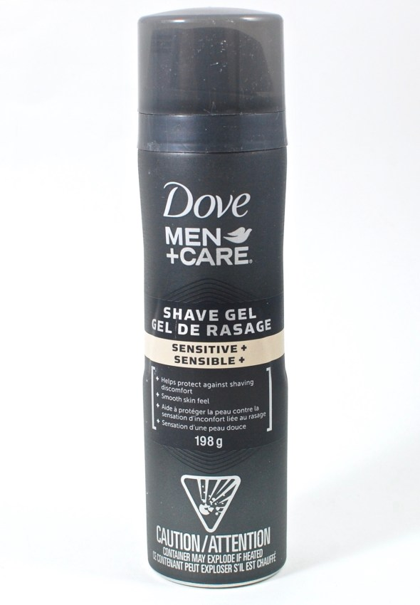 Dove shave gel