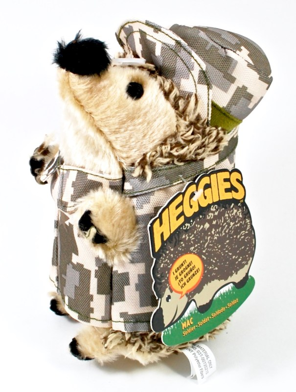 heggies dog toy