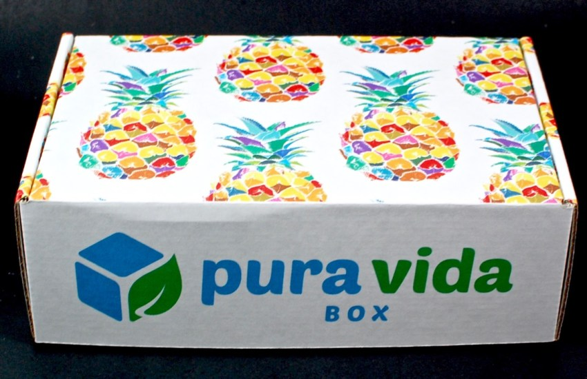 pura vida box review