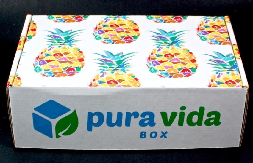pura vida box review