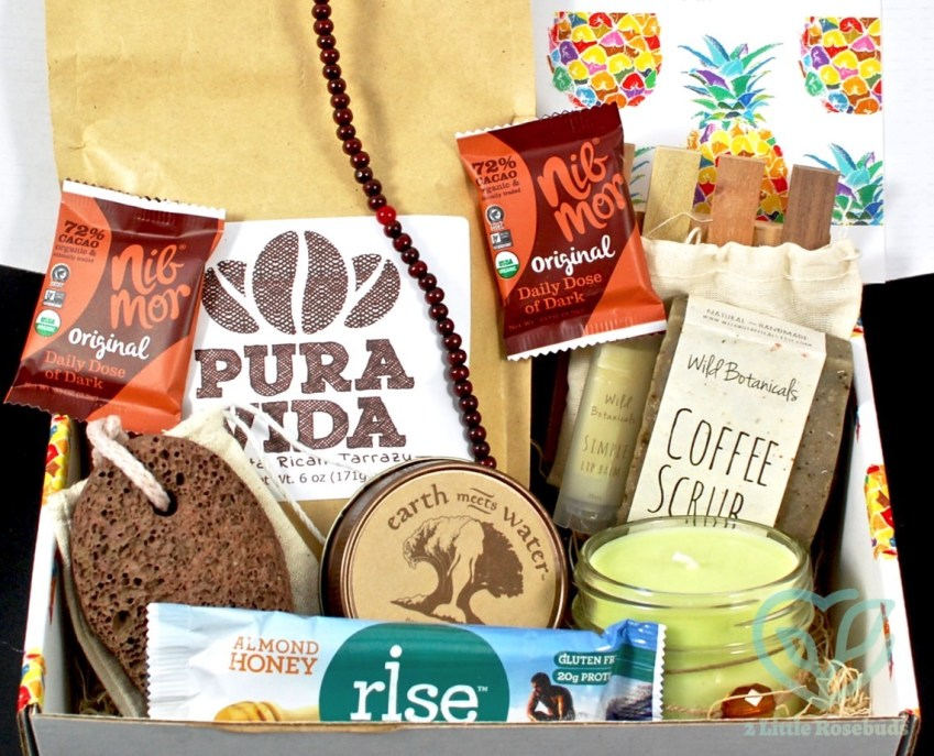 May 2016 Pura Vida box review