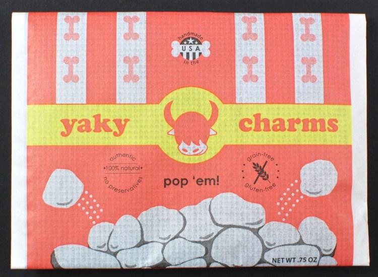 yaky charms