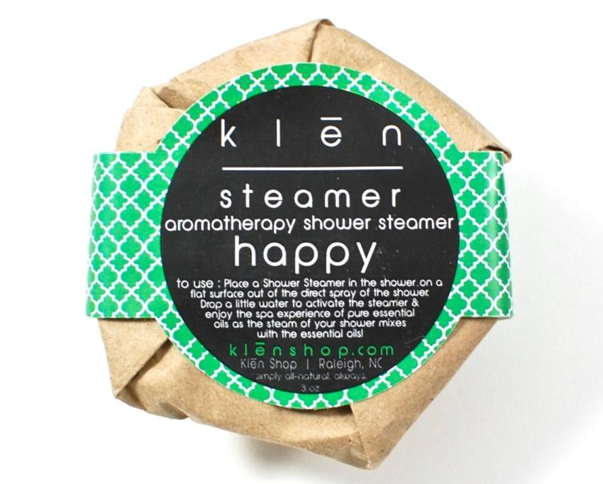 Klen shower steamer