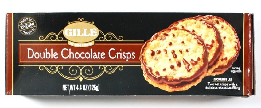 double chocolate crisps