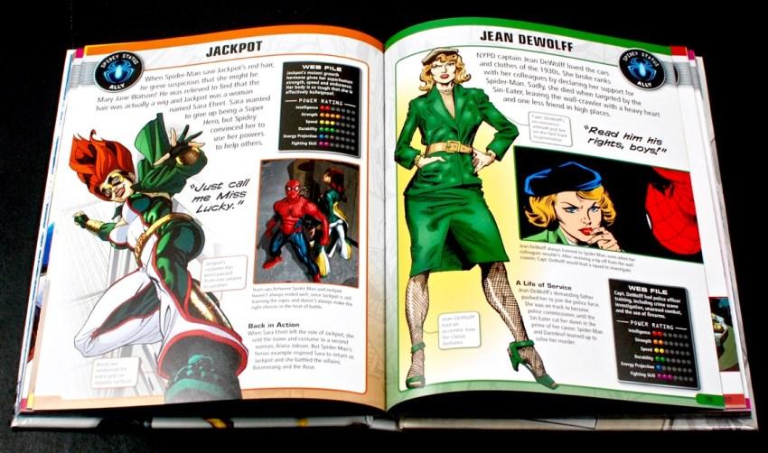 spiderman encyclopedia