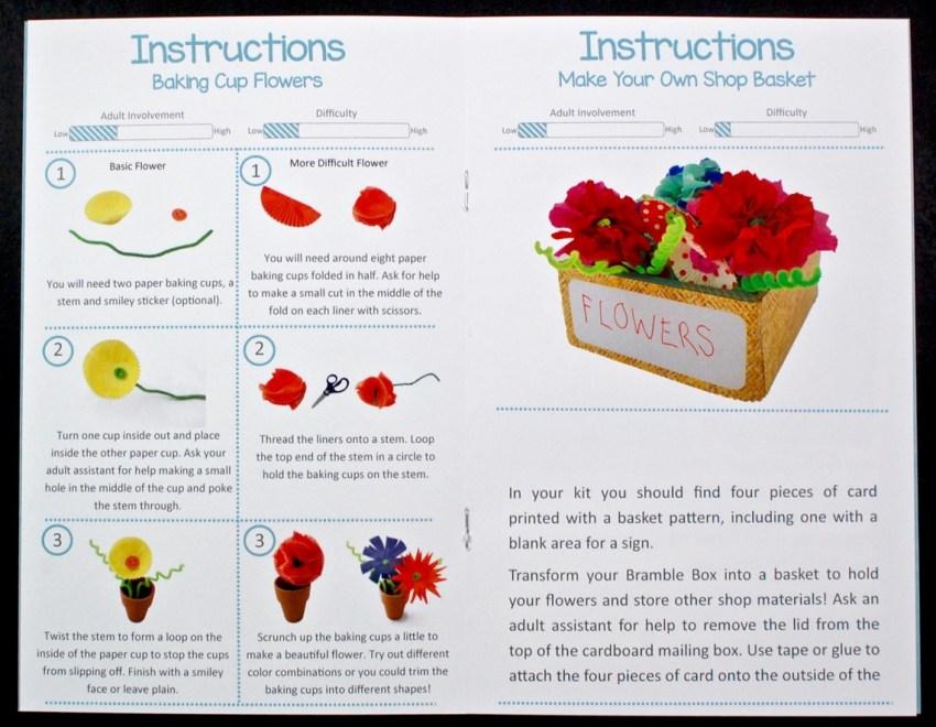 Bramble Box flower box review
