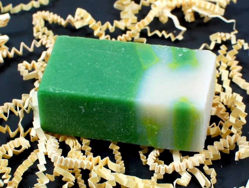 kaffir lime soap