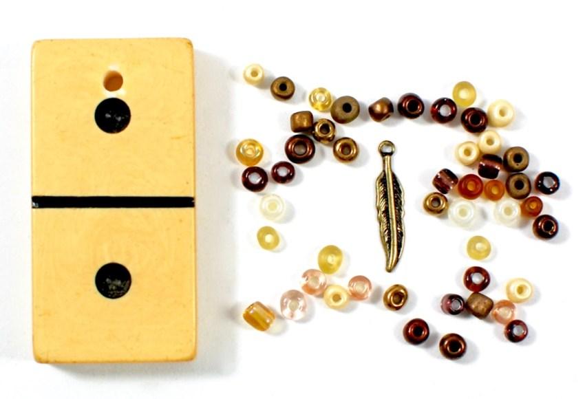 vintage domino