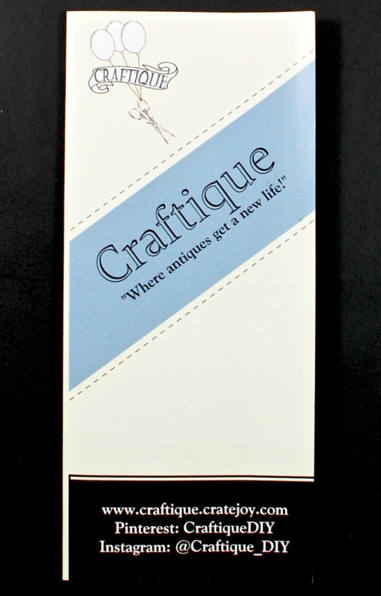 Craftique review