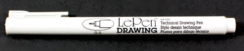drawing pen