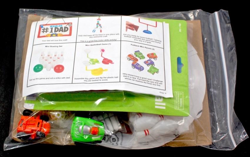 Doodlebug Busy Bag