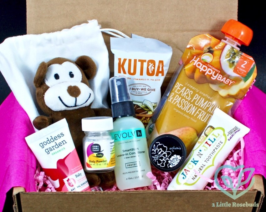 "Ecocentric Mom May/June 2016 ""Mom & Baby"" Box Review & Coupon Code"