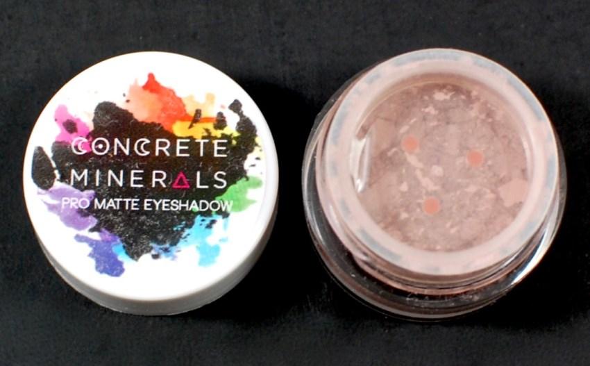 concrete minerals shadow
