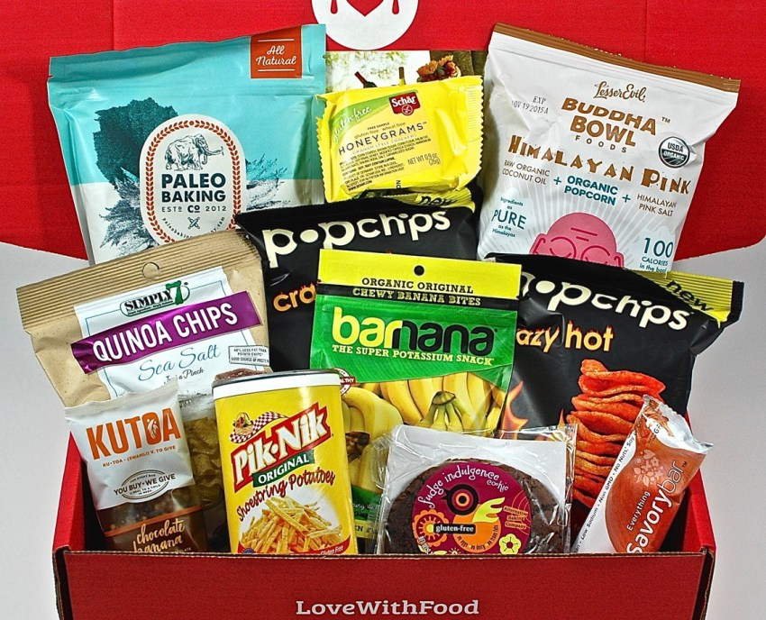 Love With Food Gluten Free review