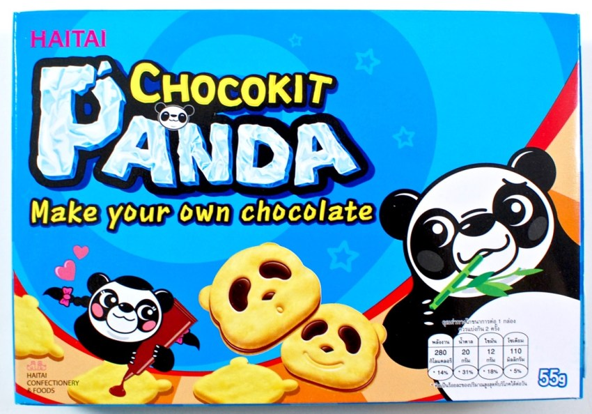 chocokit panda