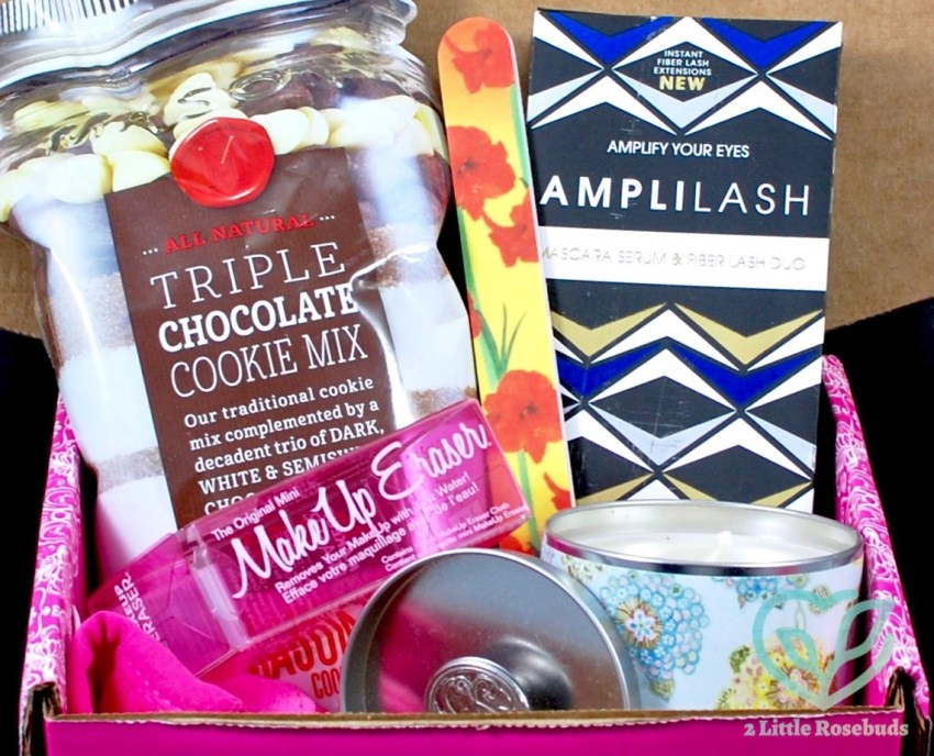 Pampered Mommy Box June 2016 Subscription Box Review