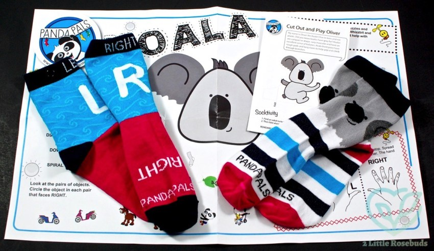 Panda Pals June 2016 review