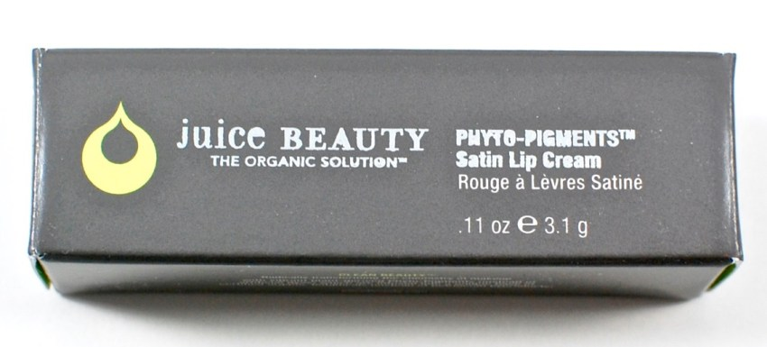 Juice Beauty lip cream