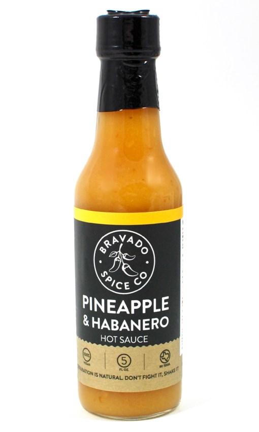 bravado spice co pineapple habanero sauce