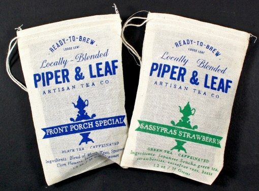 Piper & Leaf tea
