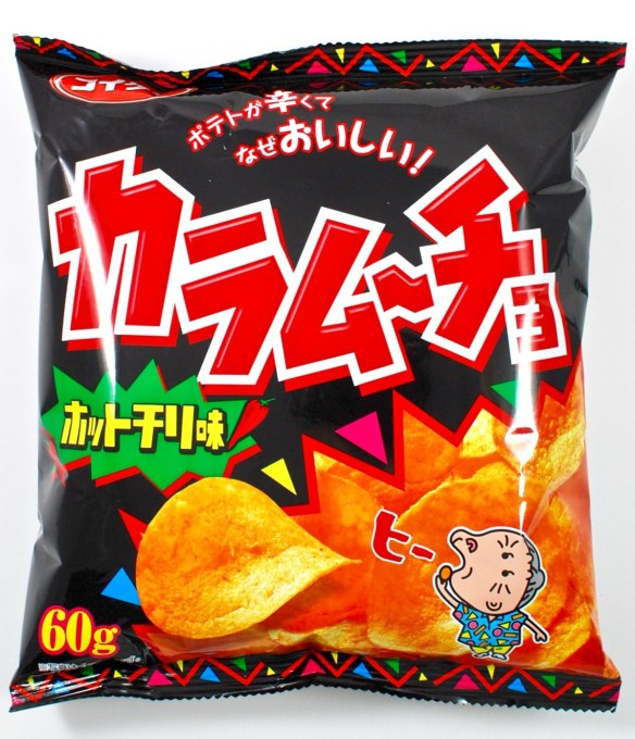 karamucho chips