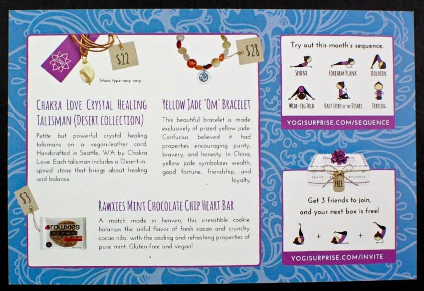 Yogi Surprise jewelry box review