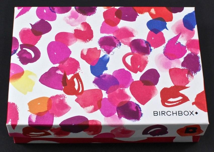 July 2016 Birchbox box